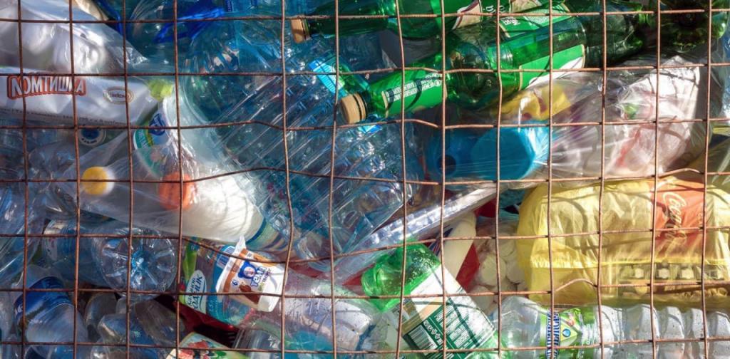 Lego в натуральную величину: из пластиковых отходов можно делать кирпичи для домов