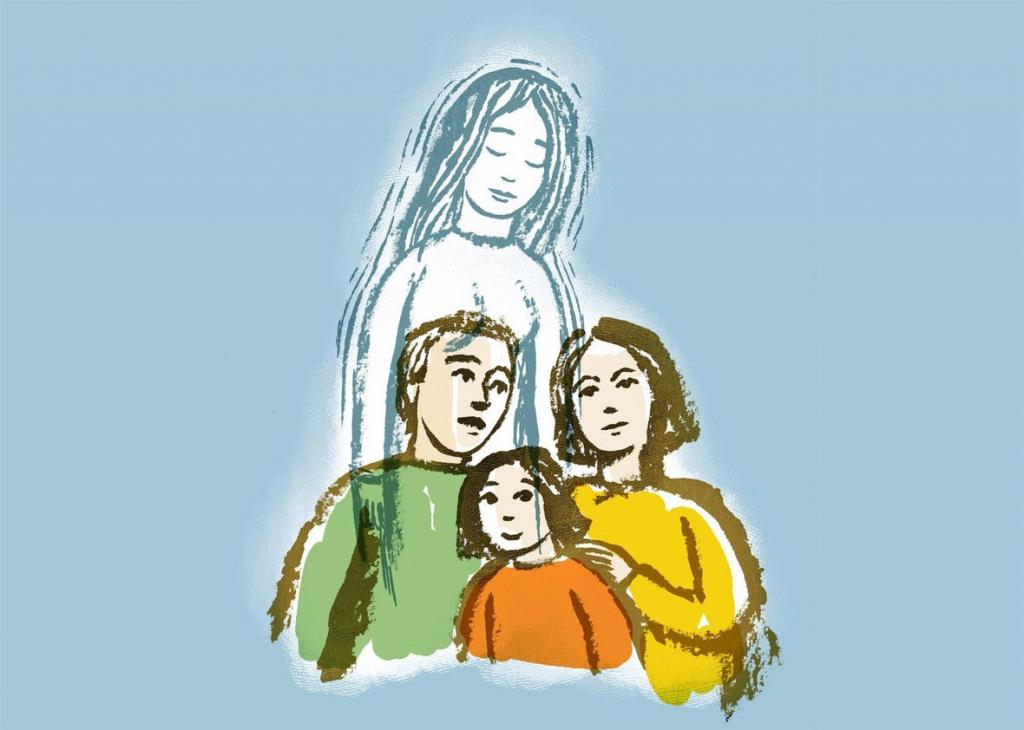 Не подталкивать к решению, но рассказать о своих чувствах: как избавиться от призрака бывшей жены в отношениях