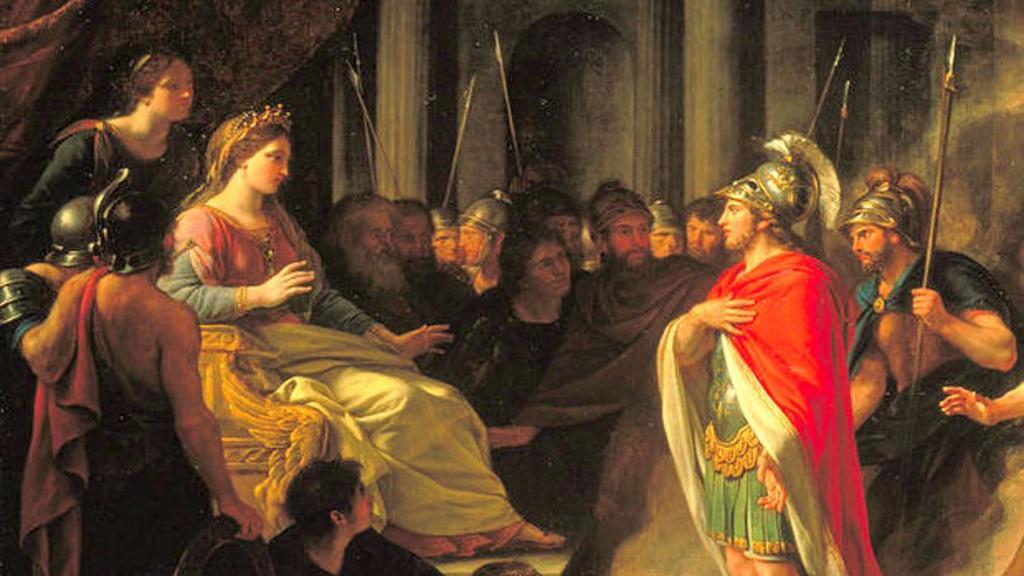 Дидона Карфагенская — средиземноморская принцесса, ставшая африканской королевой. Почему ее история вдохновляла поэтов (от Вергилия до Бродского)