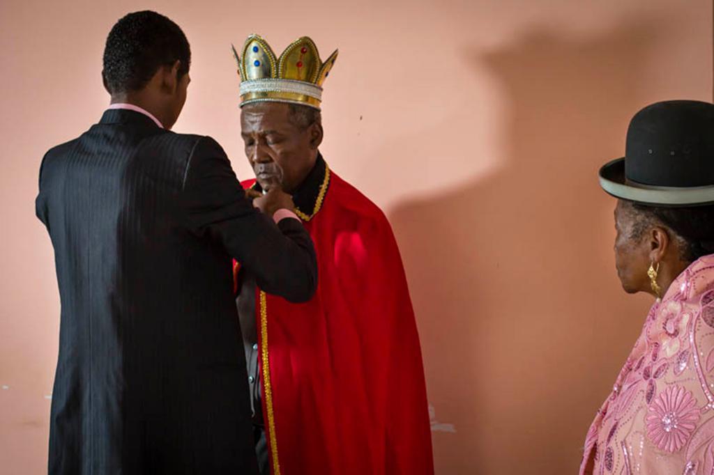 Король джунглей: глава королевства в Боливии продает бананы, а корону хранит в коробке из-под печенья