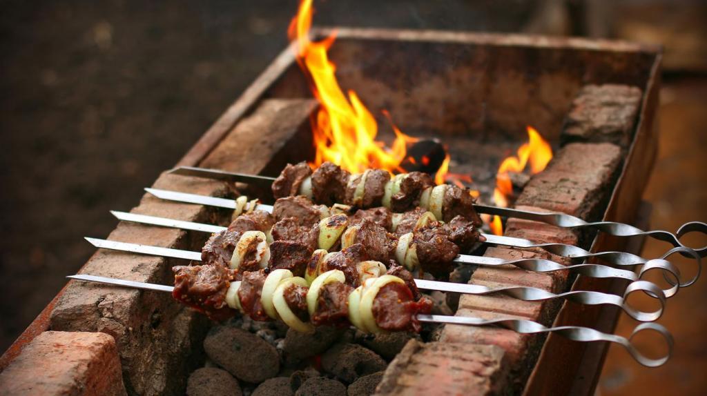 Какое мясо и что за маринад: как подготовиться к приготовлению шашлыка, чтобы было вкусно и безопасно