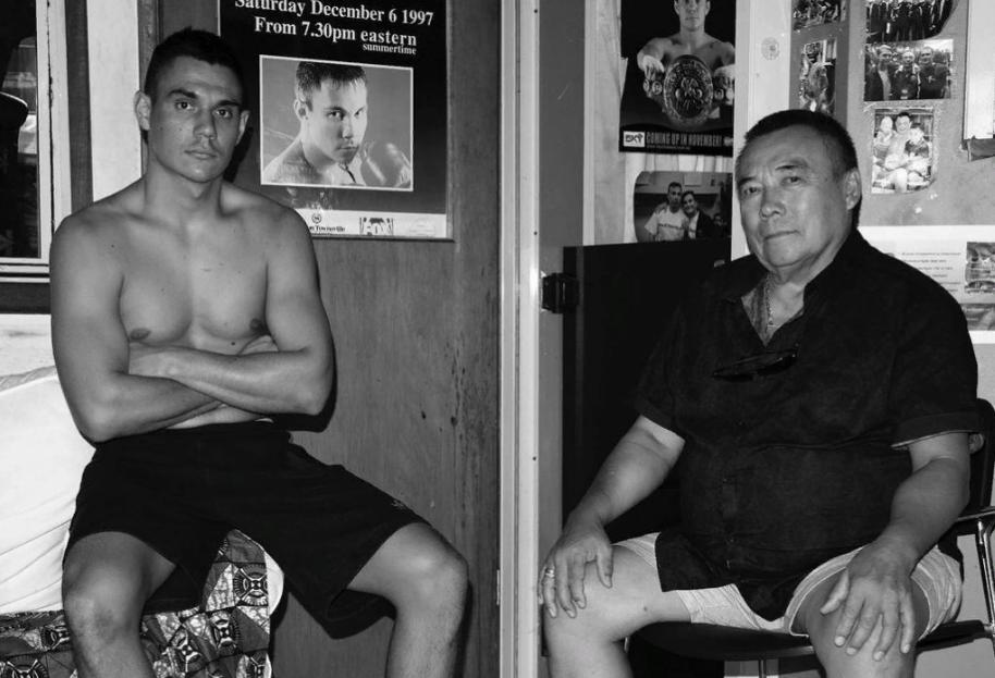 Австралийская сенсация: Тим Цзю не знает поражений на ринге (возможно, он повторит успех отца)
