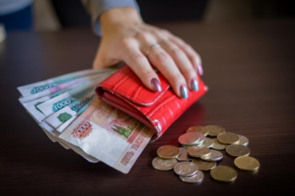 Россияне назвали размер достойной заработной платы: в каких городах платят за труд больше всего