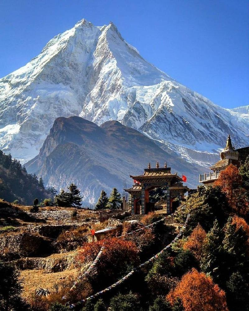 Климатологи связали пандемию COVID-19 с замедлением таяния снегов в Гималаях