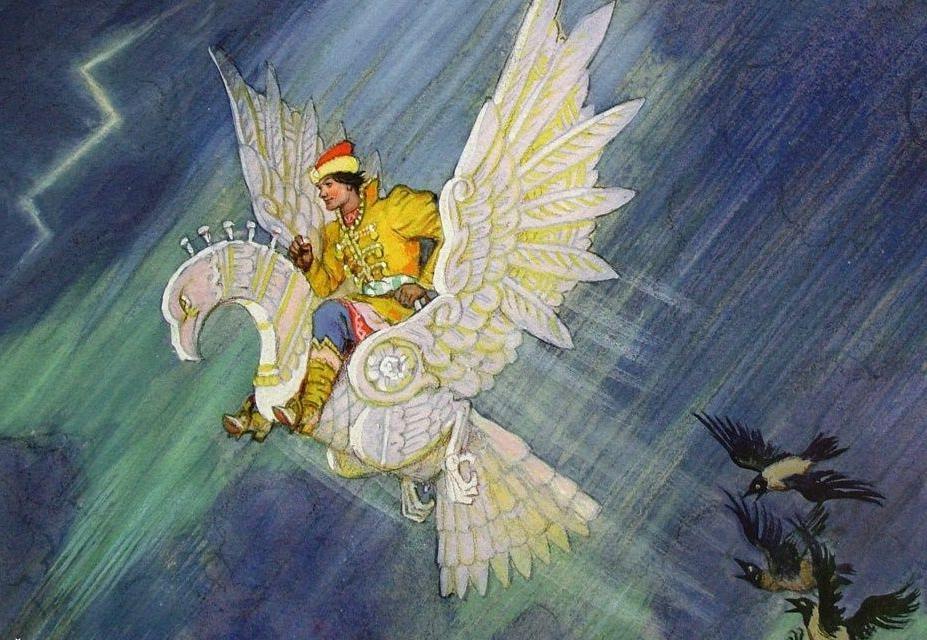 Иван-царевич и Серый Волк: что символизируют животные в русских сказках