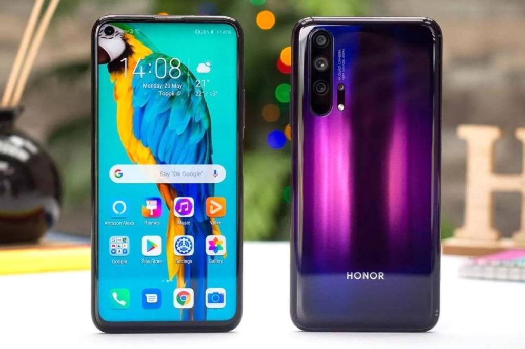 Поставки смартфонов Huawei и Honor в Россию в I квартале сократились до 1,3 % и 2 %