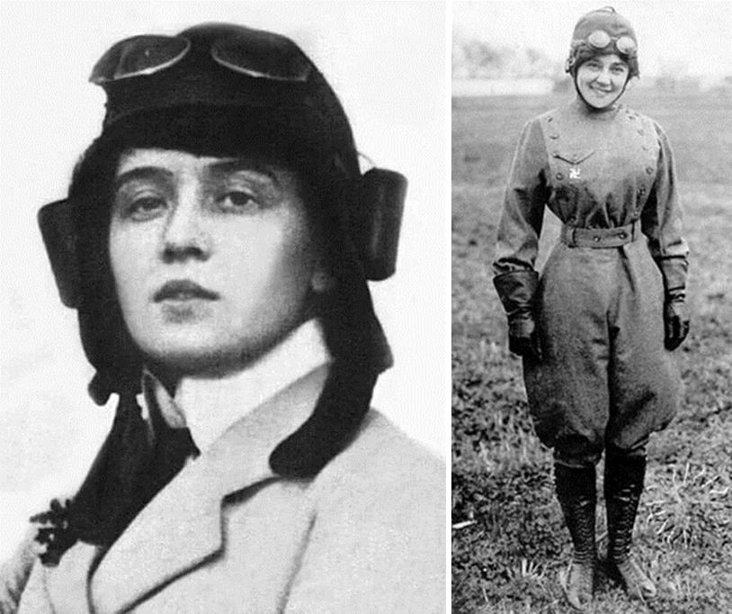 Забытые авиатрисы: первая русская летчица Лидия Зверева и другие женщины-пилоты Российской империи