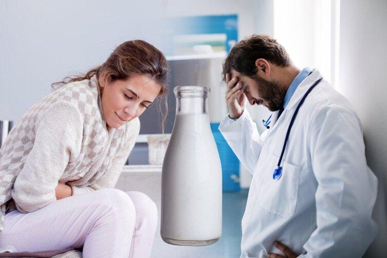 Врач-диетолог Ольга Шмелева рассказала, стоит ли взрослым людям пить молоко