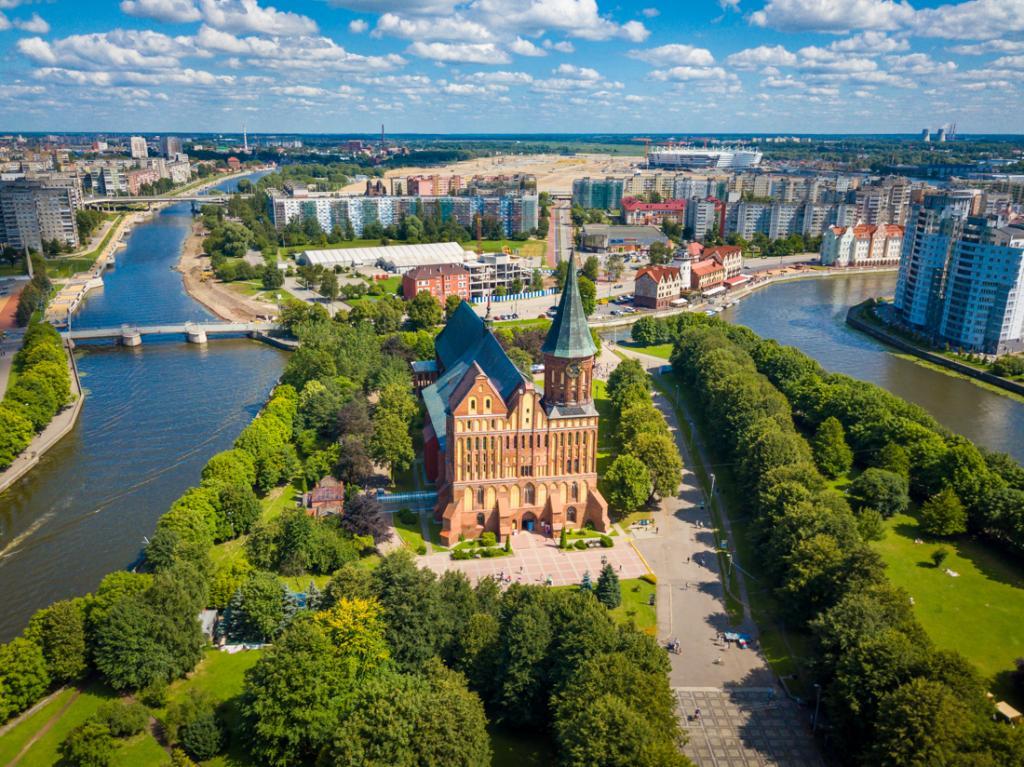 Казань, Крым и Питер: названы популярные у россиян направления для путешествий в мае
