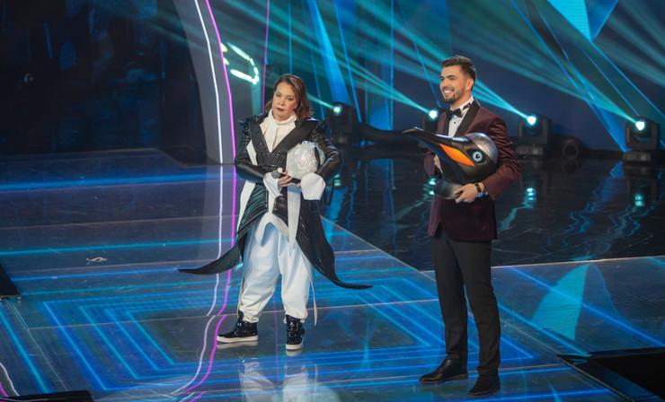 Мы все были удивлены: Валерия рассказала об уходе Азизы из шоу «Маска»