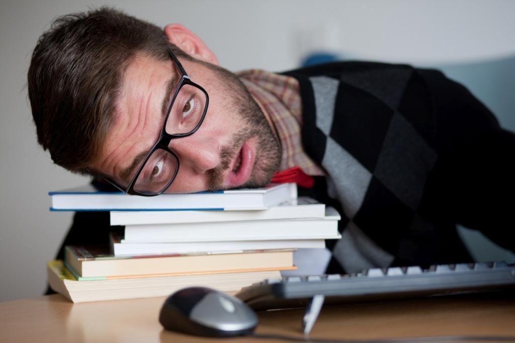 """""""Вы заметили, как меняется цвет автобуса?"""": доктор показал эффективный тест на определение недосыпа"""