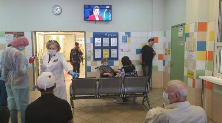 Вакцинация от коронавируса в Санкт-Петербурге будет проводиться для пациентов, которые только что выписались из больницы