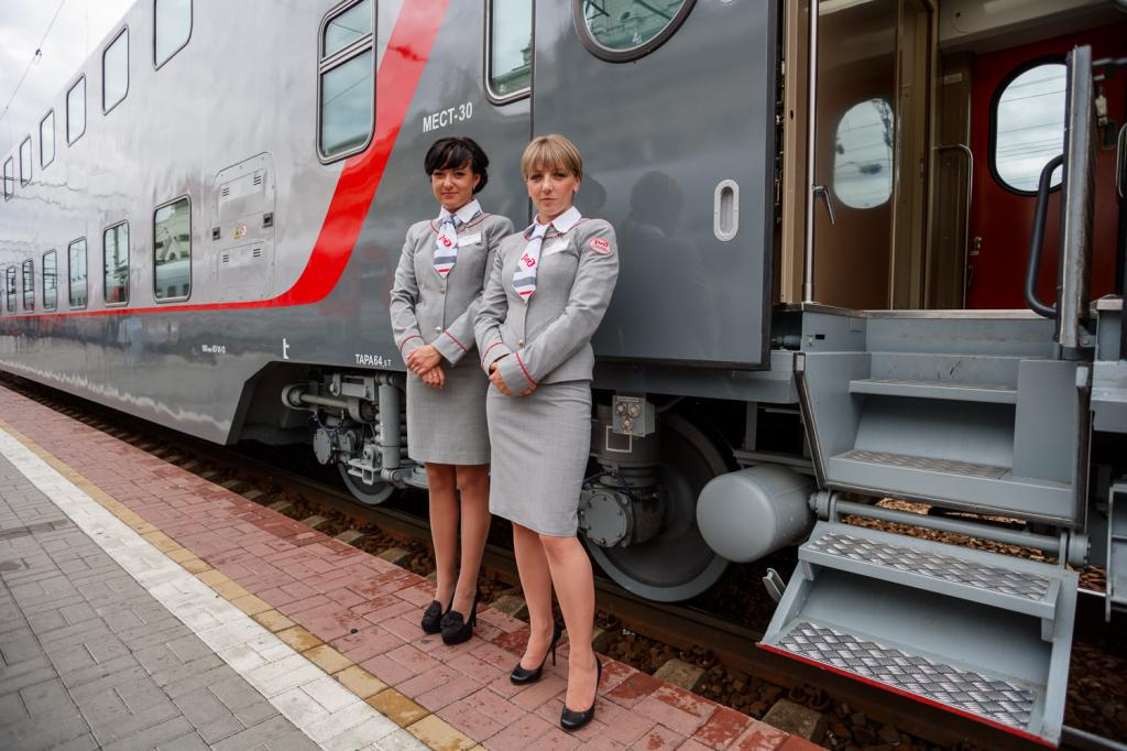Путешествие с полным комфортом: SPA-вагоны могут появиться в туристических поездах РЖД