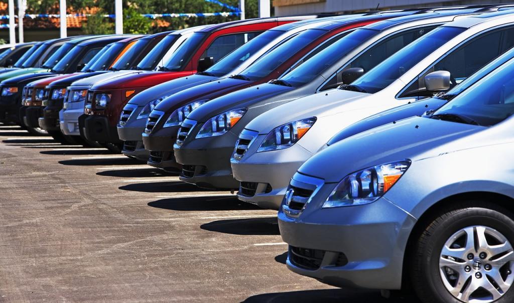 Эксперты выяснили, как цвет машины влияет на ее стоимость: машины каких цветов меньше других теряют в цене при повторной продаже
