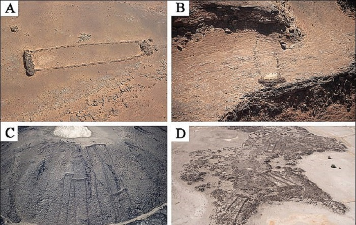 В Саудовской Аравии было обнаружено рукотворное сооружение, которое старше пирамид Египта и даже Стоунхенджа