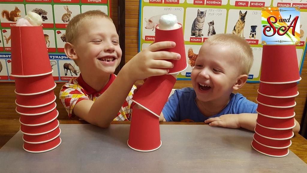 Попробуй съешь: игры, которые займут детей в выходные и позабавят взрослых