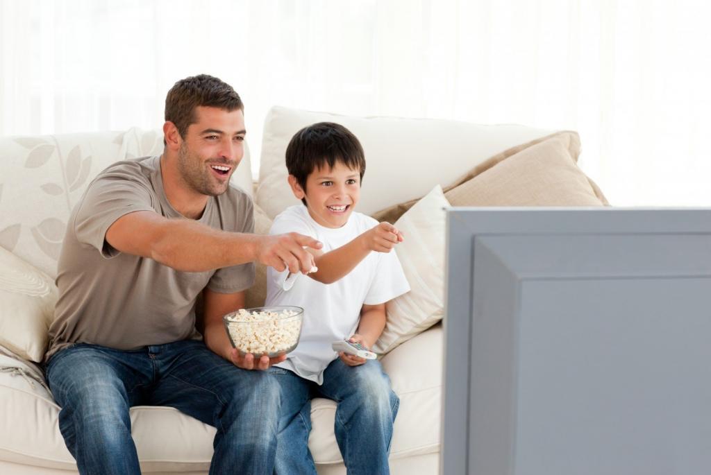 Любимая папина книжка: идеи совместного отдыха для отца и сына