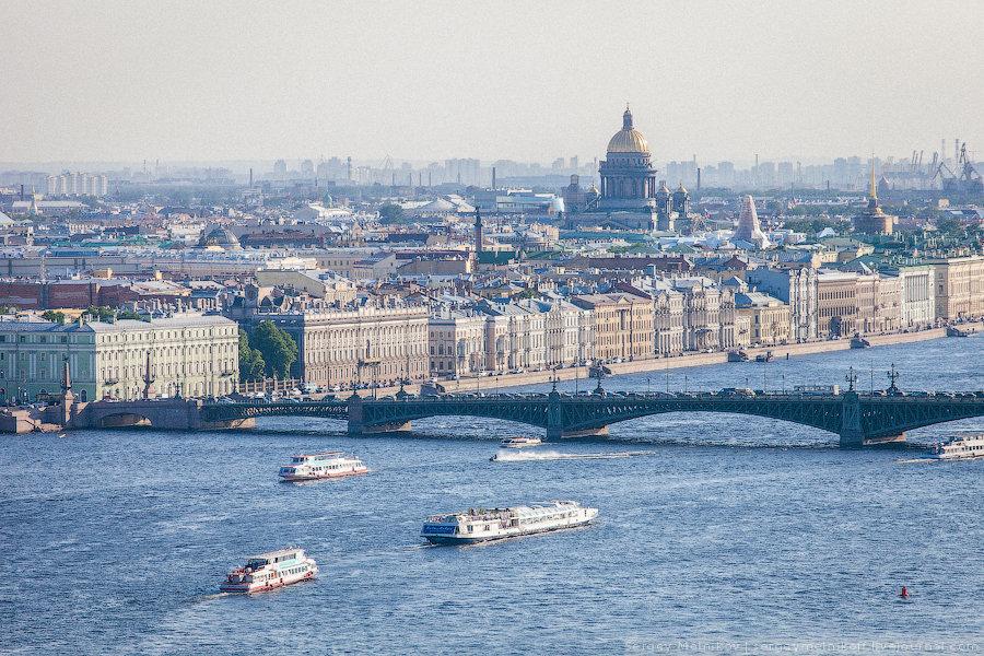 Санкт-Петербург готов к туристическому сезону: топ самых необычных и интересных экскурсий по культурной столице страны