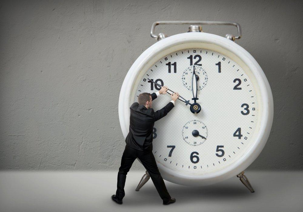 Замедлить время: как восприятие времени изменяется скоростью наших движений