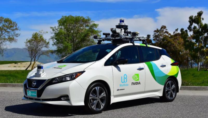 Apollo Go: китайский гигант объявил о запуске первого платного сервиса автономных транспортных средств