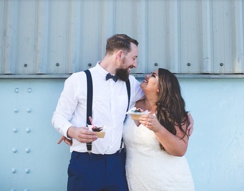 """""""Не смогу выйти замуж, пока не похудею"""": мудрые слова невесты коснулись проблемы главного свадебного стереотипа"""