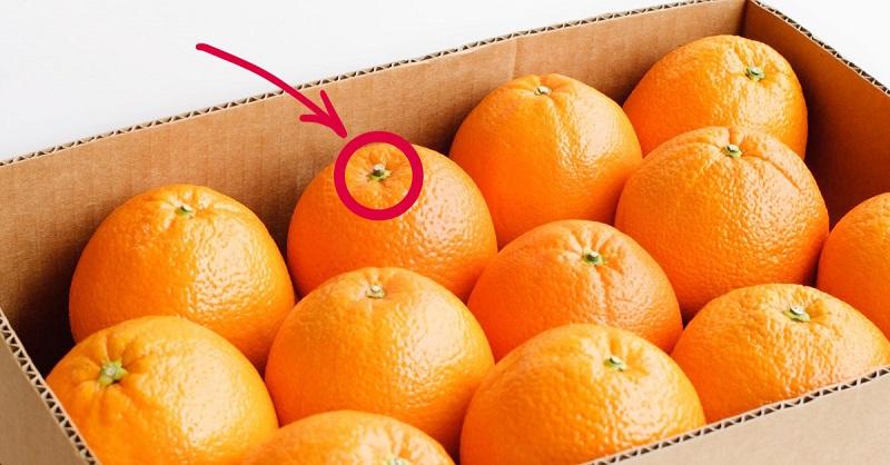 С первого взгляда ясно, что апельсин сладкий. На что нужно обратить внимание при выборе фрукта