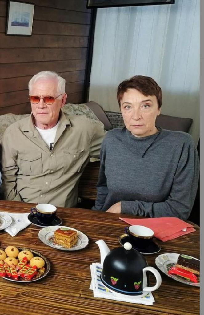 Вовремя оказалась рядом: поздняя любовь 79-летнего Михаила Жигалова
