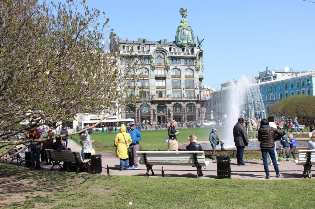 Допандемийные цифры: в Санкт-Петербурге ожидают, что в 2021 году посмотреть на город приедут около 5 млн туристов из России