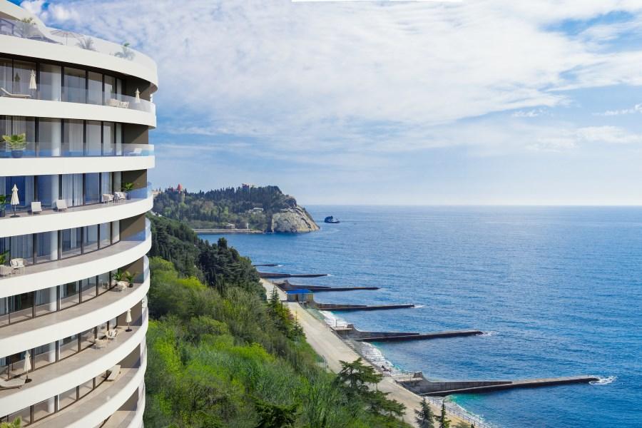 Крымские отели начали закрывать бронирование мест на летний сезон из-за уже имеющейся высокой загрузки