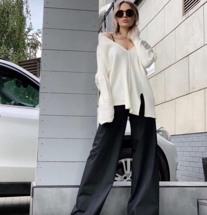 Что они в моде, знают все, но носить умеет не каждая: как вписать в весенне-летний гардероб широкие брюки