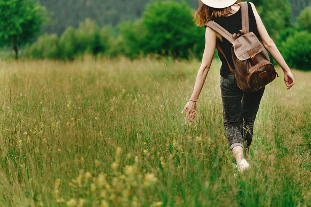 Давление, вес, стресс и не только: причины гулять каждый день хотя бы по 10 минут