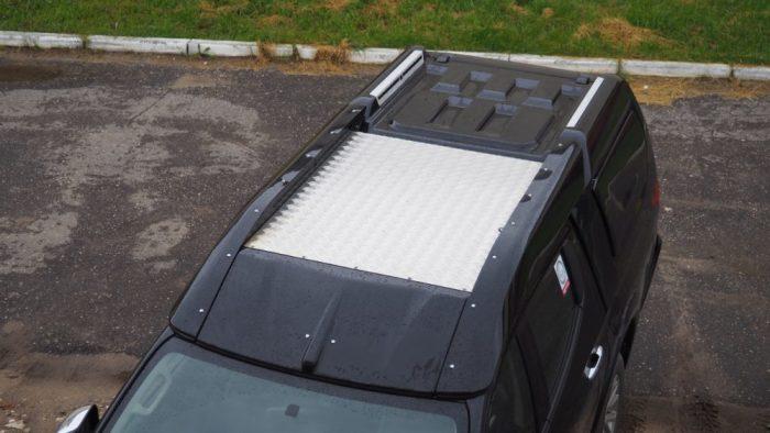 Автомобильный эксперт рассказал, из-за чего у многих внедорожников и паркетников на крыше сделаны ребра