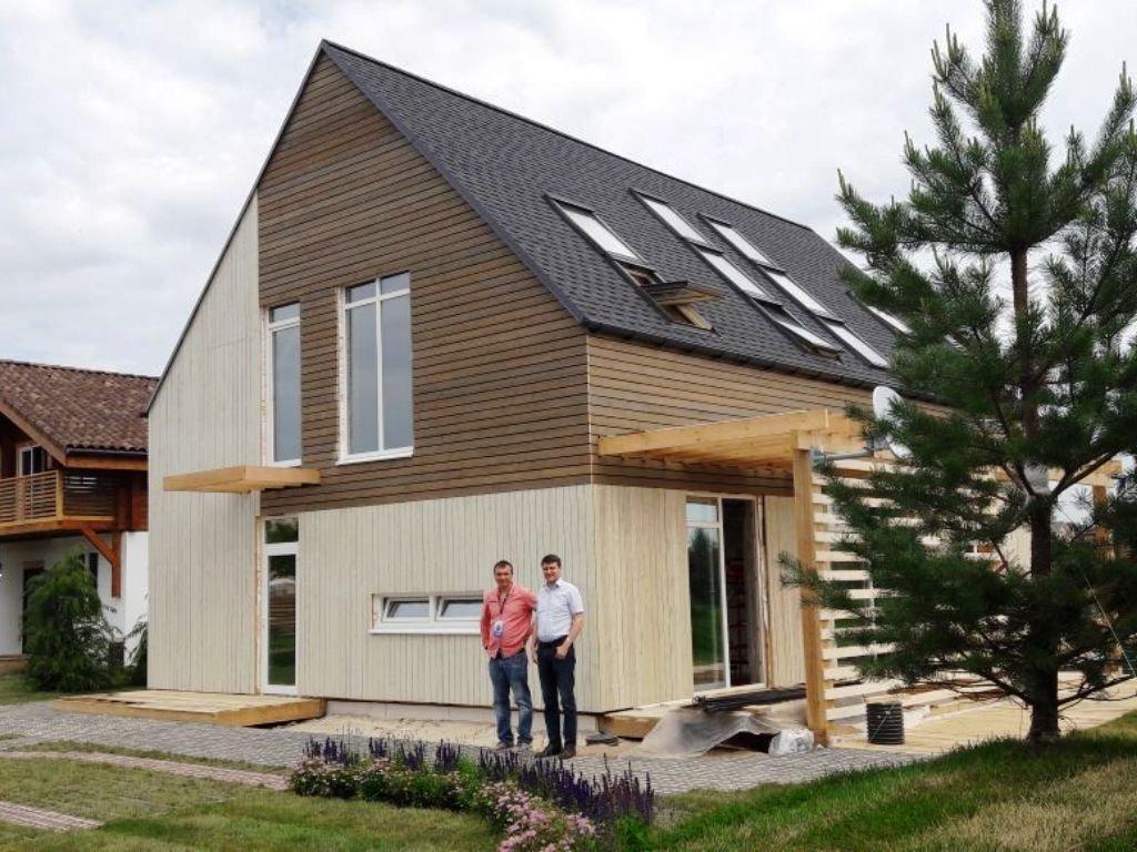 Экологичная эклектика: технологии и тренды для загородных домов 2021