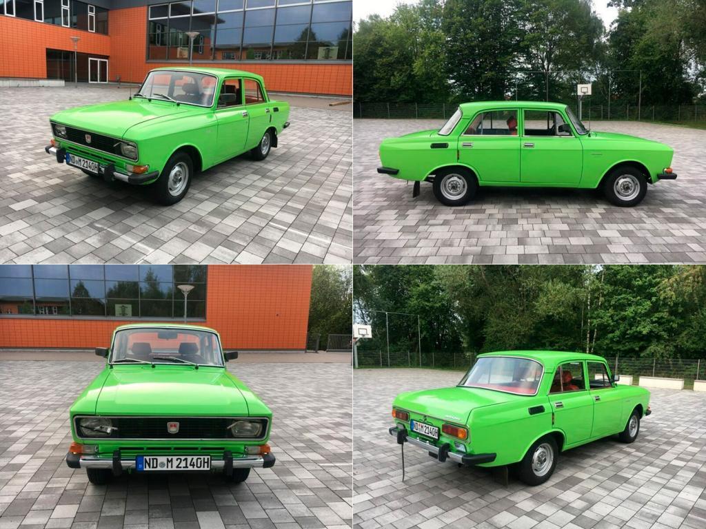 Эти авто продают за сотни тысяч «зеленых»: машины, рожденные в Советском Союзе, очень ценятся за рубежом