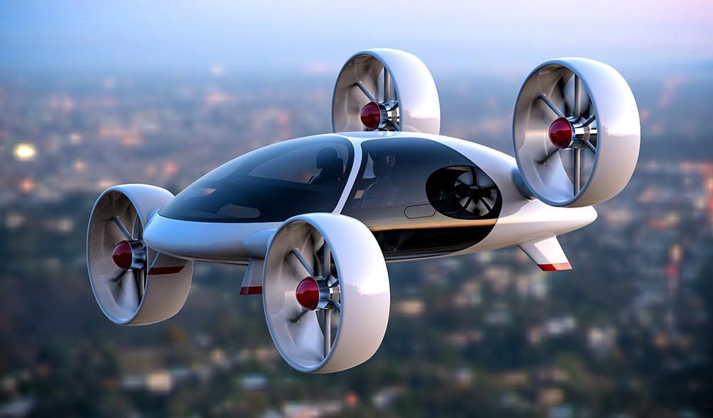«Циклокар»: российское транспортное средство, которое летает