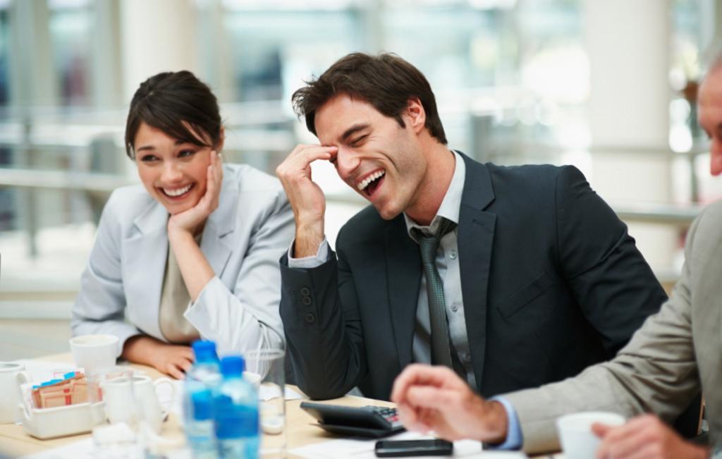 Работодатели стали обращать внимания на чувство юмора соискателей?