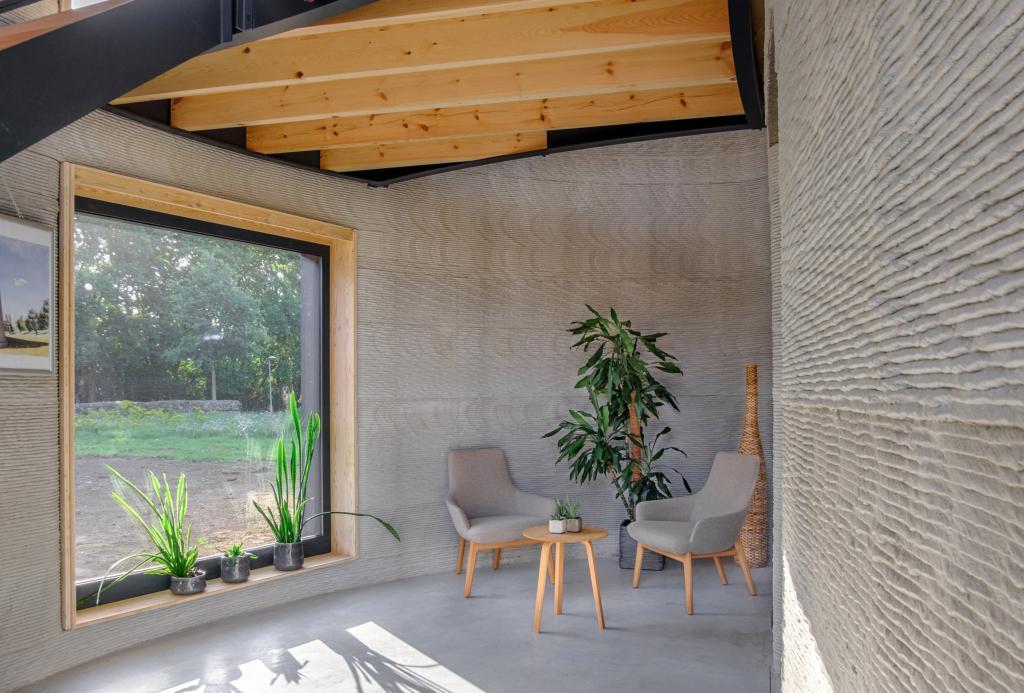 3D-печать становится нормой при строительстве жилья: как выглядит новая технология в деле - 7 домов по всему миру