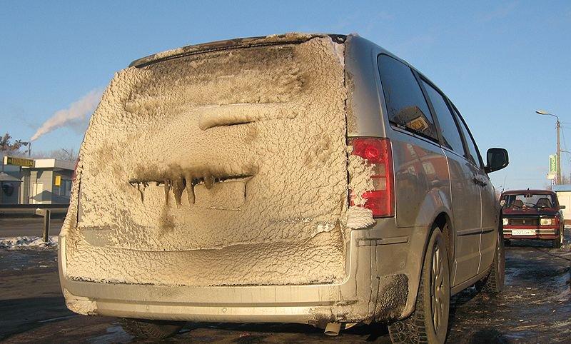 Как реагируют сотрудники ГИБДД на грязный кузов автомобилей?