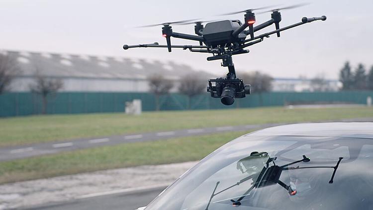 ГИБДД: автоинспекторы борются с нарушителями, используя дроны