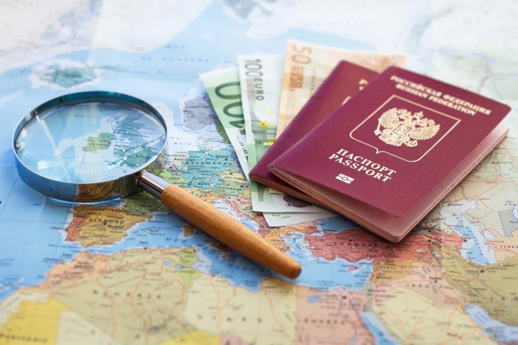 В какие европейские страны россияне могут оформить визы уже сейчас