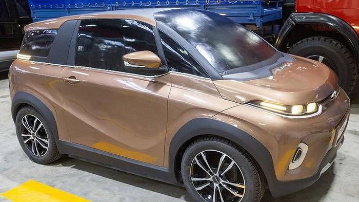 На территории Российской Федерации реализация новых электромобилей увеличилась за апрель в 8 раз