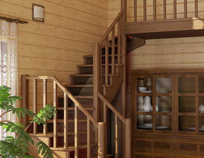 Все упирается в лестницу: какой дом строить - одноэтажный или двухэтажный