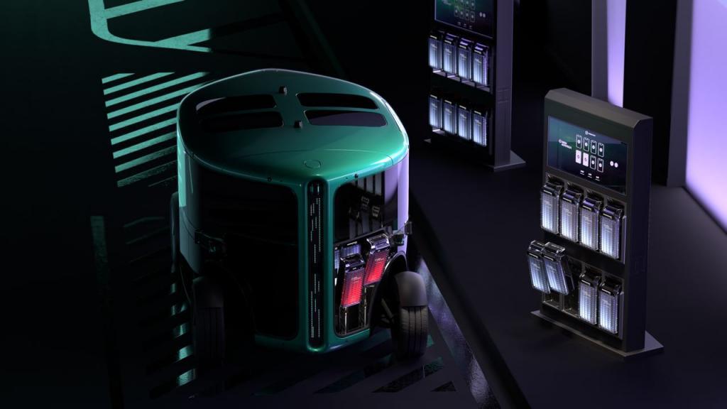 Компания SberAutoTech представила прототип полностью автономного электромобиля собственной разработки