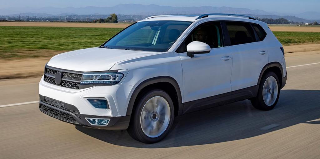 Taos в России: Volkswagen запустил серийное производство нового компактного кроссовера в Нижнем Новгороде