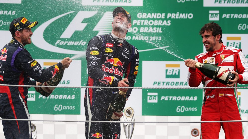 """Боттас, Хэмилтон и Ферстаппен были вместе на подиуме 16 раз. Какие еще пилоты чаще всего делили пьедестал почета """"Формулы-1"""""""
