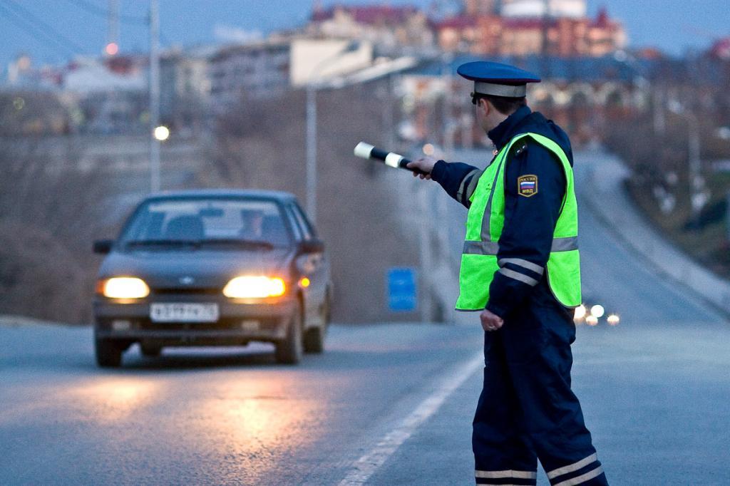 ГИБДД: «Массовые проверки на трезвость ожидают водителей на всех автодорогах России»