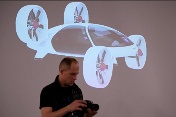 Беспилотное аэротакси может вскоре стать реальностью: в России представлен проект