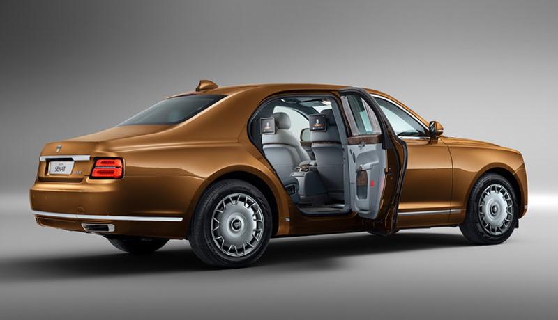 Республика Татарстан: серийный выпуск автомобилей Aurus стартовал на заводе Ford Sollers в Елабуге