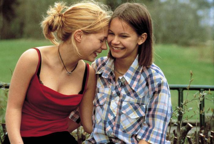 Хороший фильм про лесбиянок