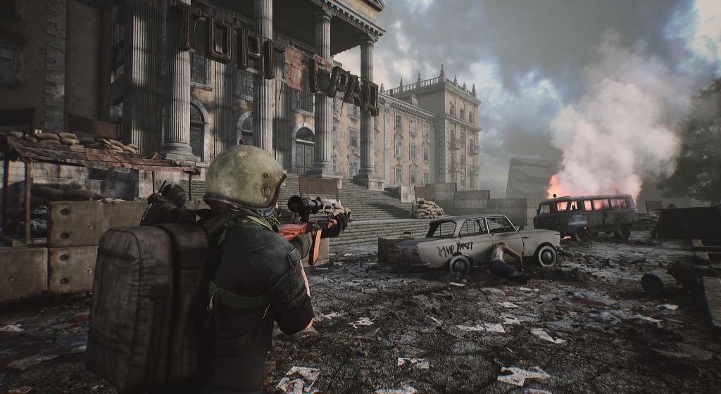 Заброшенные лаборатории, мутанты и аномалии: что нас ждет в игре PIONER от российской студии GFA Games